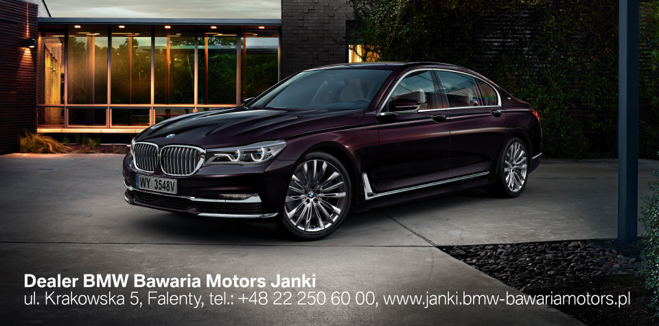 Dealer BMW - Serwis BMW | Dealer BMW Bawaria Motors Janki